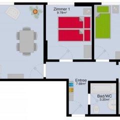 Отель HITrental Seefeld - Kreuzstrasse Apartments Швейцария, Цюрих - отзывы, цены и фото номеров - забронировать отель HITrental Seefeld - Kreuzstrasse Apartments онлайн интерьер отеля фото 2
