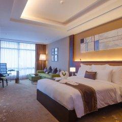Отель AETAS lumpini 5* Люкс Премьер с двуспальной кроватью фото 6