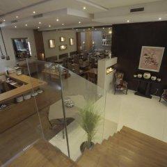 The Seven Hotel and Spa гостиничный бар