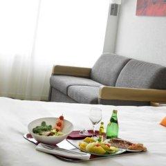 Отель Novotel Madrid Campo de las Naciones Улучшенный номер с различными типами кроватей фото 5