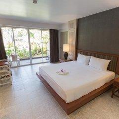 Отель Phuket Orchid Resort and Spa 4* Стандартный номер с двуспальной кроватью фото 11