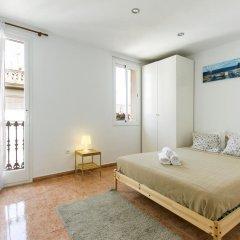 Апартаменты Apartment Montjuic комната для гостей фото 5