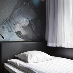 Comfort Hotel Xpress Stockholm Central 3* Номер Moderate с различными типами кроватей