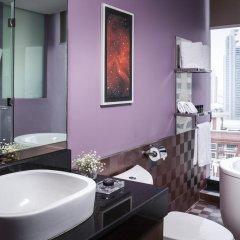 Отель The Continent Bangkok by Compass Hospitality 4* Номер категории Премиум с различными типами кроватей фото 42
