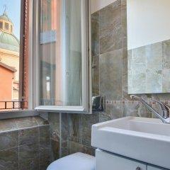 Отель Palazzo Banchi Halldis Apartments Италия, Болонья - отзывы, цены и фото номеров - забронировать отель Palazzo Banchi Halldis Apartments онлайн ванная