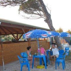 Отель Camping La Pineta Порто Реканати детские мероприятия