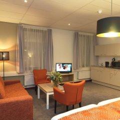 Amsterdam Teleport Hotel 3* Студия с различными типами кроватей