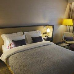 Отель Crowne Plaza Belgrade 4* Улучшенный номер с различными типами кроватей фото 2