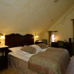Отель GamlaVærket Gjæstgiveri og Tracteringssted 3* Стандартный номер с двуспальной кроватью фото 10