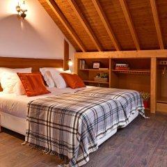 Отель Mercearia d'Alegria Boutique B&B Стандартный семейный номер разные типы кроватей фото 4