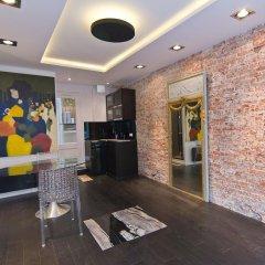 Апартаменты Studio Paris Apartment - Jobs Париж интерьер отеля