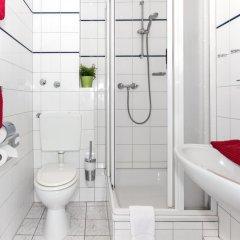 Отель Condor Германия, Гамбург - отзывы, цены и фото номеров - забронировать отель Condor онлайн ванная фото 2