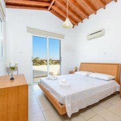 Отель Villa Amanda Кипр, Протарас - отзывы, цены и фото номеров - забронировать отель Villa Amanda онлайн комната для гостей фото 2