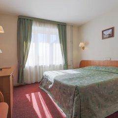 Андерсен отель 3* Стандартный номер двуспальная кровать фото 2