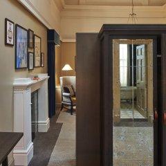 Kimpton Charlotte Square Hotel 5* Номер Делюкс с двуспальной кроватью фото 2