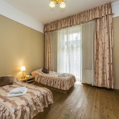Отель Aparthotel Lublanka 3* Апартаменты с различными типами кроватей фото 15