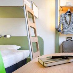 Отель ibis budget Nice Aeroport Promenade des Anglais 2* Стандартный номер с различными типами кроватей фото 6