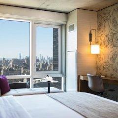 Renaissance New York Midtown Hotel 4* Стандартный номер с различными типами кроватей фото 4