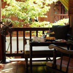 Отель Burasari Heritage Luang Prabang бассейн