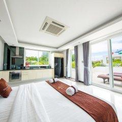 Отель Villas In Pattaya 5* Стандартный номер с различными типами кроватей фото 43