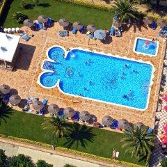 Отель Camping Sunissim La Masia By Locatour Испания, Бланес - отзывы, цены и фото номеров - забронировать отель Camping Sunissim La Masia By Locatour онлайн бассейн фото 2