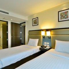 Отель The Prestige 3* Улучшенный номер фото 2