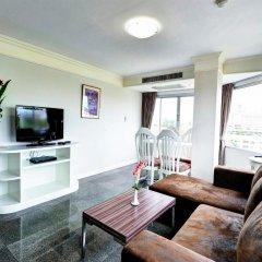 Jomtien Garden Hotel & Resort 4* Люкс с различными типами кроватей фото 2