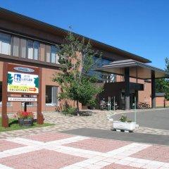 Отель Japanese Auberge Plaza Ryokufu Natural Hot Spring парковка