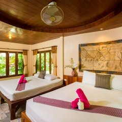 Отель Bottle Beach 1 Resort 3* Бунгало Делюкс с различными типами кроватей фото 31