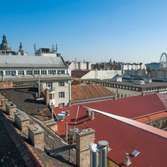 Prestige Hotel Budapest Будапешт балкон