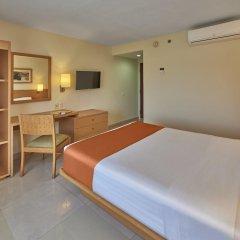 Отель City Express Mazatlán 3* Стандартный номер с различными типами кроватей