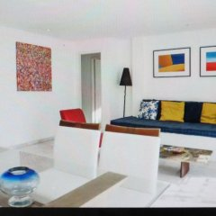 Отель Copacabana Penthouse Апартаменты с различными типами кроватей фото 8