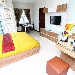 Отель Smart Mansion Таиланд, Бангкок - отзывы, цены и фото номеров - забронировать отель Smart Mansion онлайн комната для гостей фото 2