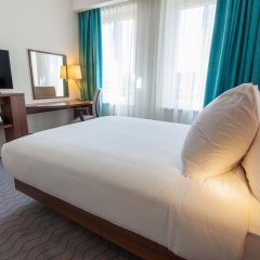 Отель Hampton by Hilton Amsterdam Centre East 3* Стандартный номер с различными типами кроватей фото 3