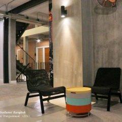 Bed@town Hostel Бангкок интерьер отеля фото 3