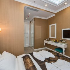 Alpek Hotel 3* Номер Делюкс с различными типами кроватей фото 23