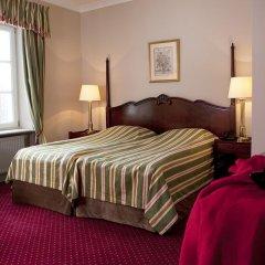 Отель Dwór Sieraków 4* Стандартный номер с различными типами кроватей фото 4