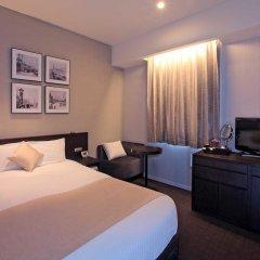 Hotel Gracery Ginza 3* Стандартный номер с двуспальной кроватью фото 7