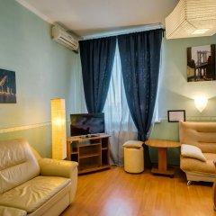 Гостиница Apartamenty Sputnik Gagarina 6/87 Апартаменты разные типы кроватей фото 18