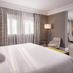 Отель The Westin Palace, Madrid 5* Номер Делюкс с различными типами кроватей фото 5