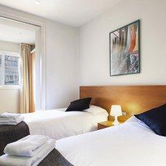 Отель Habitat Apartments Plaza España Испания, Барселона - отзывы, цены и фото номеров - забронировать отель Habitat Apartments Plaza España онлайн комната для гостей