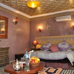 Отель Riad Alhambra 4* Полулюкс с различными типами кроватей фото 17