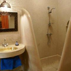 Отель Riad Lapis-lazuli 4* Стандартный номер фото 12