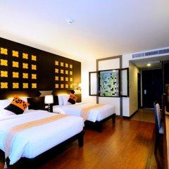 Crystal Palace Hotel 4* Номер Делюкс с различными типами кроватей фото 6