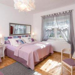 Отель Anastasia Suites Zagreb 4* Улучшенный люкс с различными типами кроватей фото 6