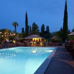 Отель Rogner Hotel Tirana Албания, Тирана - отзывы, цены и фото номеров - забронировать отель Rogner Hotel Tirana онлайн бассейн фото 2