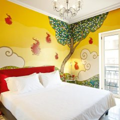 Отель Grecotel Pallas Athena Стандартный номер с различными типами кроватей фото 2