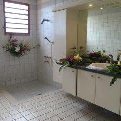 Отель Villa Marama Французская Полинезия, Папеэте - отзывы, цены и фото номеров - забронировать отель Villa Marama онлайн ванная