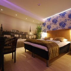 Skanstulls Hostel Стандартный номер с различными типами кроватей фото 6