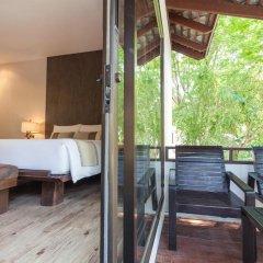 Отель Sarikantang Resort And Spa 3* Номер Делюкс с различными типами кроватей фото 29